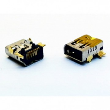 Conector entrada usb iphone 3gs